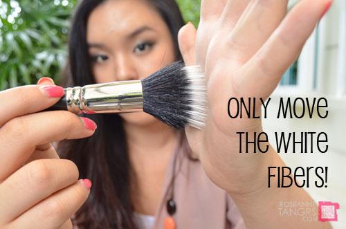 stipple makeup. 2. stipple makeup