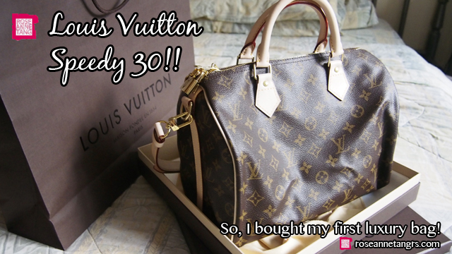 Louis Vuitton Speedy 30 Prezzo